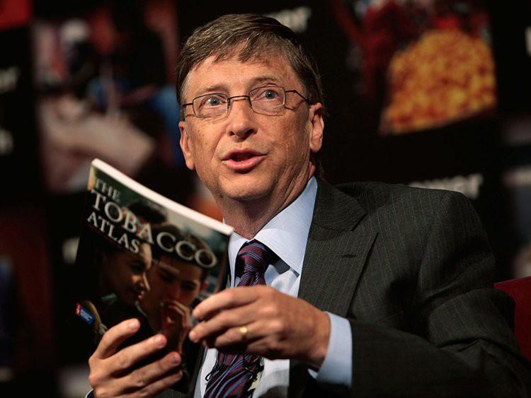Một ngày của tỷ phú Bill Gates - Ảnh 10.