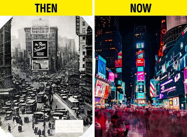 16 hình ảnh chứng minh rằng thế giới đã thay đổi chóng mặt như thế nào trong vòng 1 thế kỉ qua  - Ảnh 8.