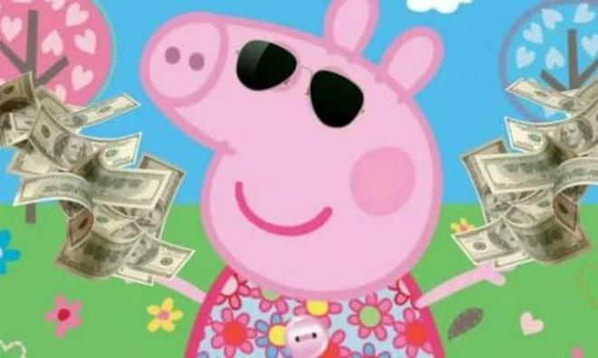 """peppa pig - photo 4 1550313471315332318 - Peppa Pig: chú lợn hồng làm mê đắm từ trẻ đến già, trở thành biểu tượng văn hóa tỷ đô sau 15 năm """"ụt ịt"""" khắp internet"""