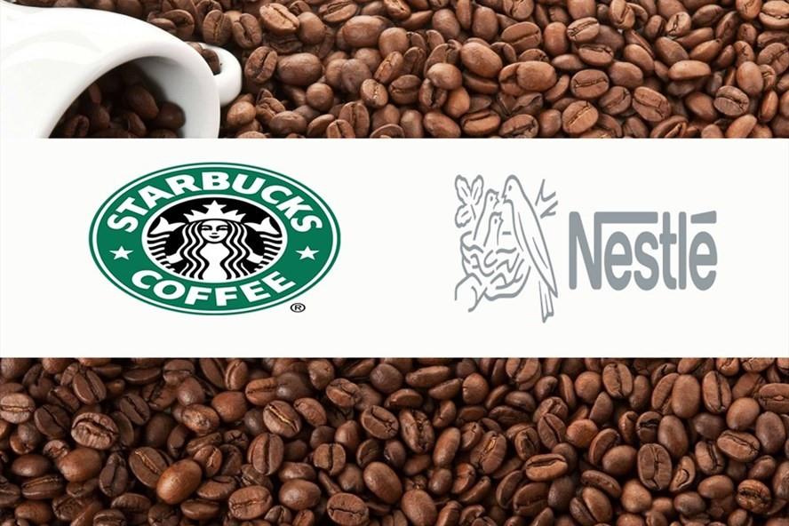 nestle - photo 1 1550459820004577083494 - Có thể mua cà phê Starbucks tại các cửa hàng Nestle từ tháng này
