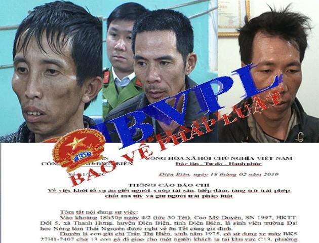 Lời khai chấn động của 5 nghi phạm: Thay nhau hãm hiếp nữ sinh vào 30 và mùng 2 Tết rồi thủ tiêu bịt đầu mối - Ảnh 2.