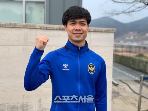 công phượng, incheon united - photo 1 15506644600881613056735 - Công Phượng toả sáng ghi bàn trong trận đấu ra mắt Incheon United