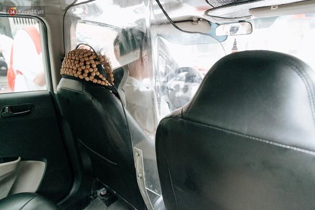 Người thiết kế vách ngăn bảo vệ cho tài xế taxi ở Hà Nội: Mình quan tâm nhất là tính mạng của họ, vì mình cũng từng là tài xế! - Ảnh 8.