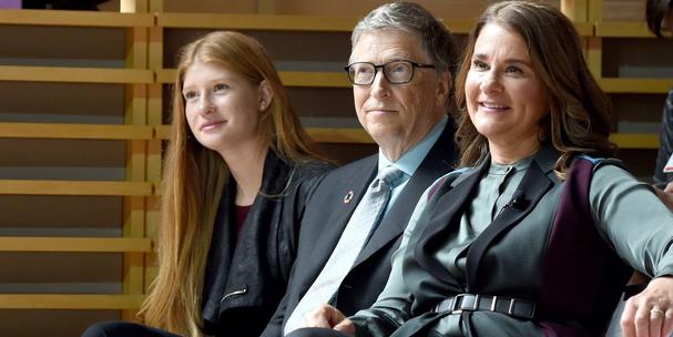 Không dạy con kiếm nhiều tiền, vợ chồng tỷ phú Bill Gates chỉ nhấn mạnh một điều quan trọng: Hãy kết hôn với đúng người! - Ảnh 1.
