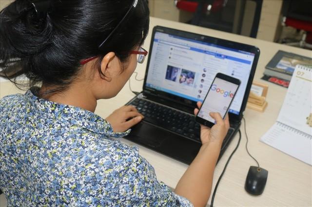 Kinh doanh qua mạng là ngành nghề có nguy cơ thất thu thuế cao - Ảnh 1.