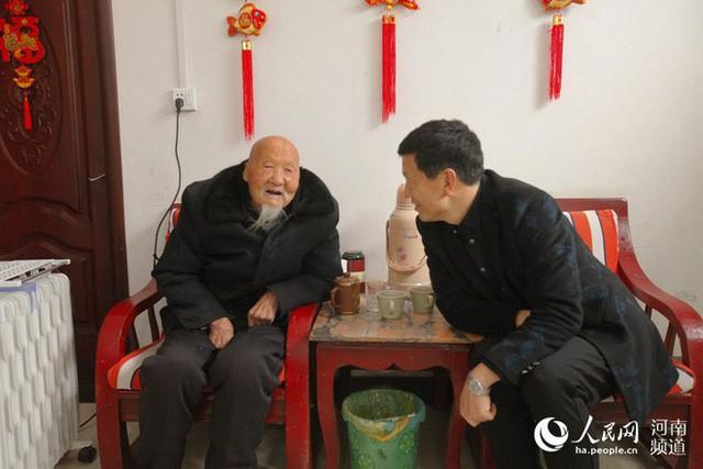 cụ ông trang học lễ - photo 2 1550827314286213333521 - Lão nông sống thọ 117 tuổi tiết lộ: Tiền bạc chưa chắc đổi được sức khỏe, mà là 7 điều này