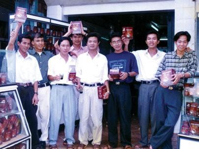 Chặng đường khởi nghiệp Trung Nguyên qua lời ông Đặng Lê Nguyên Vũ - Ảnh 1.