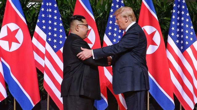 Ông Trump sẽ đến Việt Nam tối mai, ở lại 2 ngày - Ảnh 1.