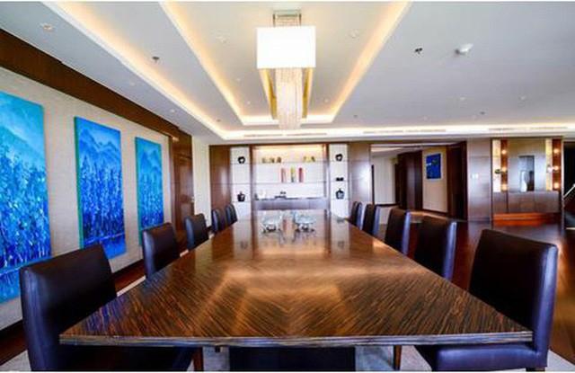 Có gì đặc biệt bên trong phòng Tổng thống ở các khách sạn siêu sang Hà Nội - Ảnh 7.