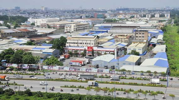 Việt Nam có 80.000 ha đất xây khu công nghiệp trên cả nước - Ảnh 1.