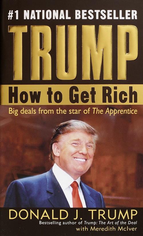 Những cuốn sách bán chạy của Tổng thống Trump - Ảnh 3.