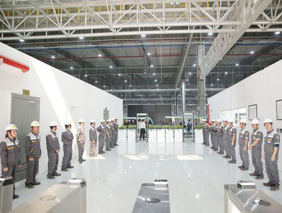 Phái đoàn Triều Tiên của Chủ tịch Kim Jong-Un đã đến thăm Tổ hợp nhà máy VinFast của tỷ phú Phạm Nhật Vượng - Ảnh 6.