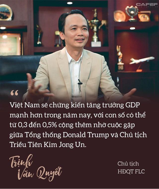 Chủ tịch FLC Trịnh Văn Quyết: Chúng tôi muốn đưa Bamboo Airways trở thành hãng hàng không 5 sao của thế giới trong 5 năm tới! - Ảnh 1.
