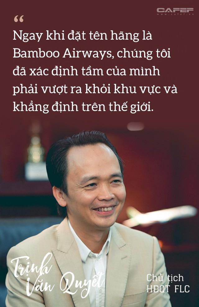 Chủ tịch FLC Trịnh Văn Quyết: Chúng tôi muốn đưa Bamboo Airways trở thành hãng hàng không 5 sao của thế giới trong 5 năm tới! - Ảnh 3.