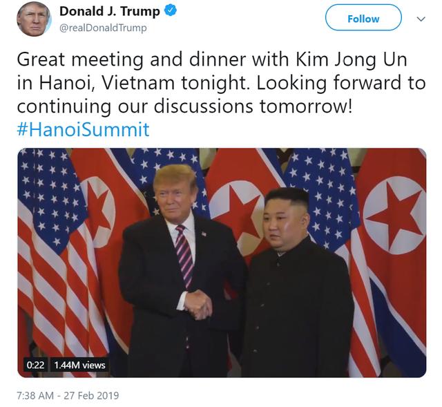 Quả quyết về thành công của Hội nghị thượng đỉnh ngay từ phút đầu: Tổng thống Trump đã nắm chắc kết quả? - Ảnh 3.