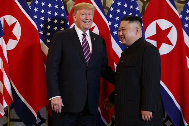 Quả quyết về thành công của Hội nghị thượng đỉnh ngay từ phút đầu: Tổng thống Trump đã nắm chắc kết quả? - Ảnh 1.