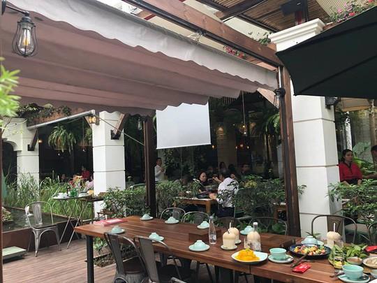 Đoàn Triều Tiên ăn trưa ở nhà hàng lọt tốp đẹp nhất Hà Nội - Ảnh 8.