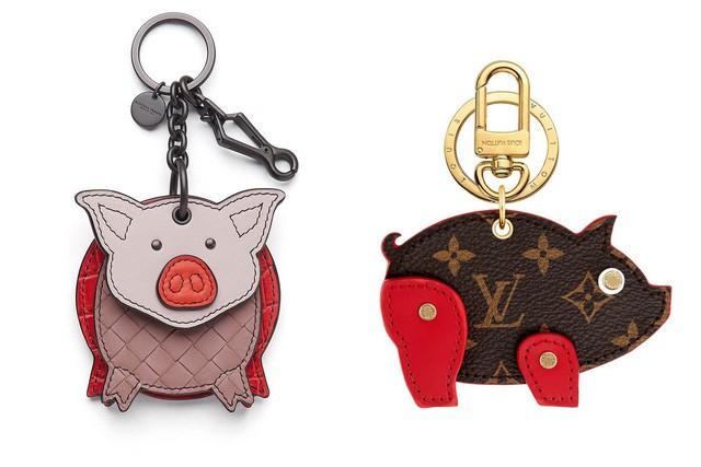 Các thương hiệu xa xỉ ra mắt một loạt các món đồ hình chú lợn để kỷ niệm dịp Tết Nguyên đán 2019 - Ảnh 3.