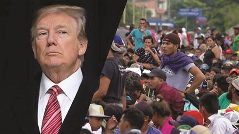Donald Trump, nguyên thủ bận rộn nhất năm 2018 - Ảnh 2.