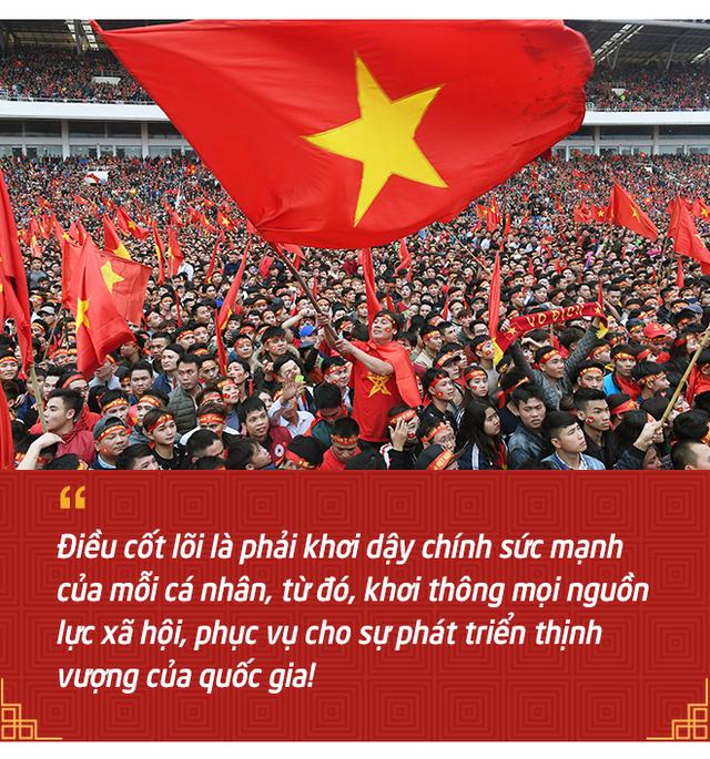 Đầu năm Kỷ Hợi nói chuyện khát vọng thịnh vượng của đất nước cùng Bộ trưởng KHĐT Nguyễn Chí Dũng - Ảnh 4.