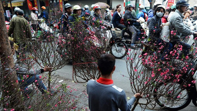 CNN bầu chọn 12 hình ảnh Tết Nguyên Đán trên khắp thế giới, Việt Nam góp mặt với khung cảnh giản dị thân quen  - Ảnh 5.