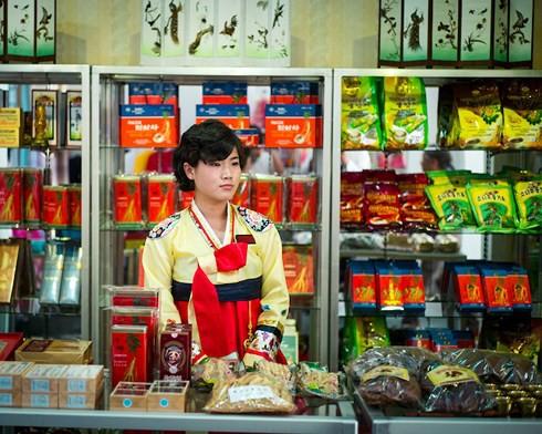 Triều Tiên đang tiến tới một xã hội không tiền mặt như thế nào? - Ảnh 1.
