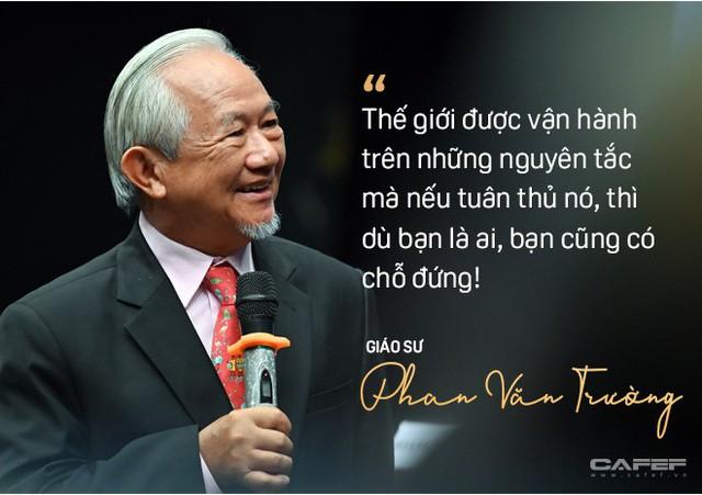 """GS. Phan Văn Trường: Đi ra nước ngoài hãy là chính mình nhưng đừng cứ 5 phút lại tự nhắc nhở """"Tôi là người Việt Nam"""" - Ảnh 4."""