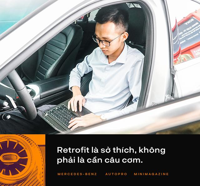 Phùng Anh Tuân: Từ độ Kia Morning tới thổi hồn cho những chiếc Mercedes-Benz tại Việt Nam - Ảnh 26.