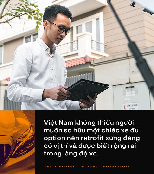 Phùng Anh Tuân: Từ độ Kia Morning tới thổi hồn cho những chiếc Mercedes-Benz tại Việt Nam - Ảnh 6.