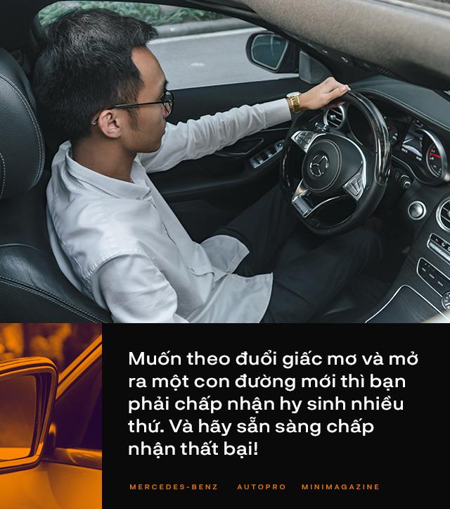 Phùng Anh Tuân: Từ độ Kia Morning tới thổi hồn cho những chiếc Mercedes-Benz tại Việt Nam - Ảnh 9.
