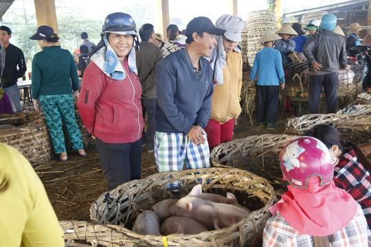 Nghề độc ở chợ heo lớn nhất Quảng Nam - Ảnh 7.