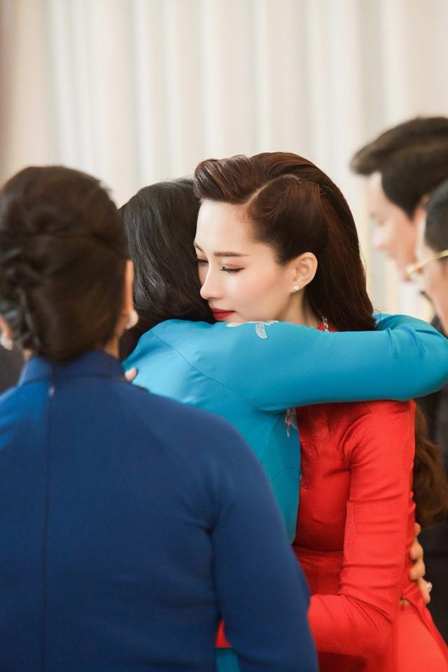 Làm dâu nhà đại gia, loạt mỹ nhân Việt đình đám được mẹ chồng đối xử thế nào?  - Ảnh 6.