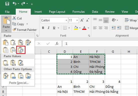 Những thủ thuật nhỏ, nhưng biến khách hàng thành cao thủ Excel: Sinh viên, nhân viên văn phòng đều phải biết! - Ảnh 5.