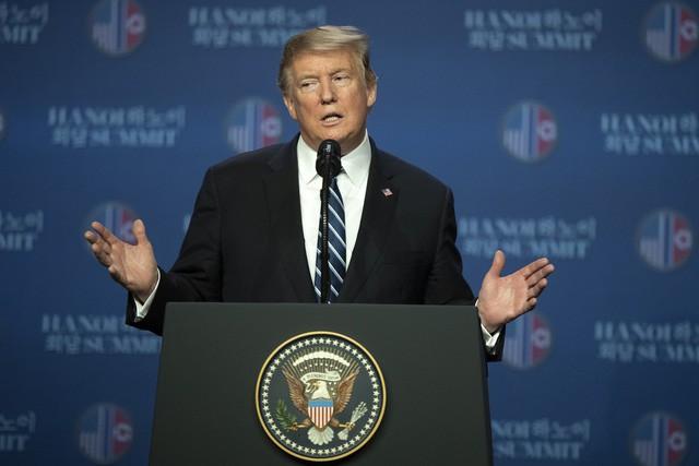 Tổng thống Trump và Chủ tịch Kim có chiến thắng gì tại Hội nghị thượng đỉnh ở Hà Nội?  - Ảnh 1.