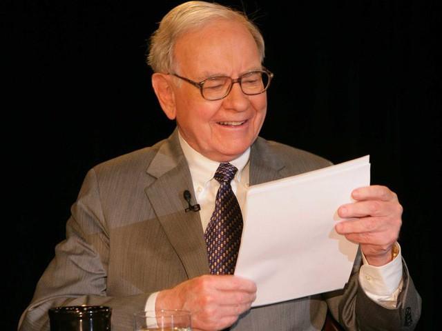 warren buffett - photo 1 15522144453271258039462 - Những bức thư gửi tới cổ đông trong vòng 4 thập kỷ tiết lộ gì về triết lý đầu tư của Warren Buffett?