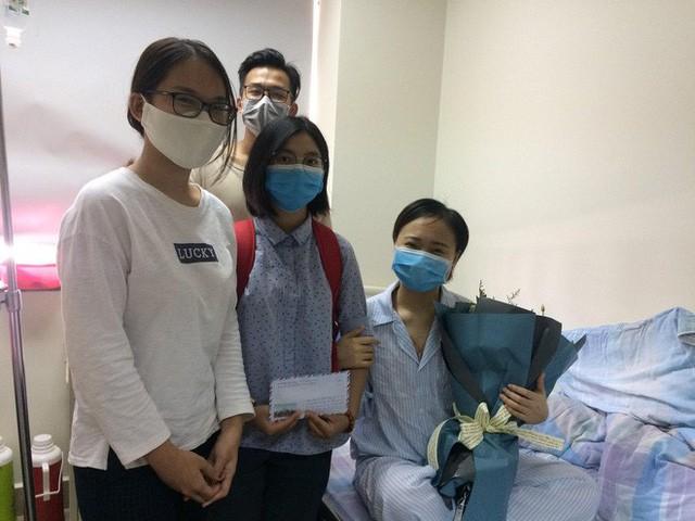 Nữ sinh Ngoại Thương 22 tuổi chiến thắng ung thư máu và hành trình thoát khỏi lưỡi hái tử thần sau 6 tháng điều trị - Ảnh 5.