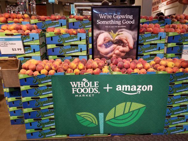 Dù đã mua lại Whole Foods, Amazon vẫn lên kế hoạch ra mắt một chuỗi cửa hàng tạp hóa mới - Ảnh 1.