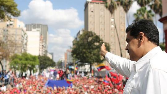 Venezuela ngừng hoạt động kinh doanh, đóng cửa trường học - Ảnh 1.