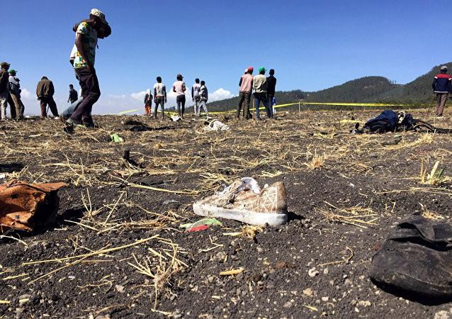 Vụ tai nạn máy bay thảm khốc ở Ethiopia: Cơ trưởng xin phép quay đầu ngay trước khi máy bay rơi - Ảnh 4.