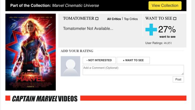 disney - 1 1552364050696989275564 - Muốn biết đế chế Disney lớn mạnh như thế nào, hãy nhìn vào cách họ thao túng Internet để bảo vệ bộ phim Captain Marvel