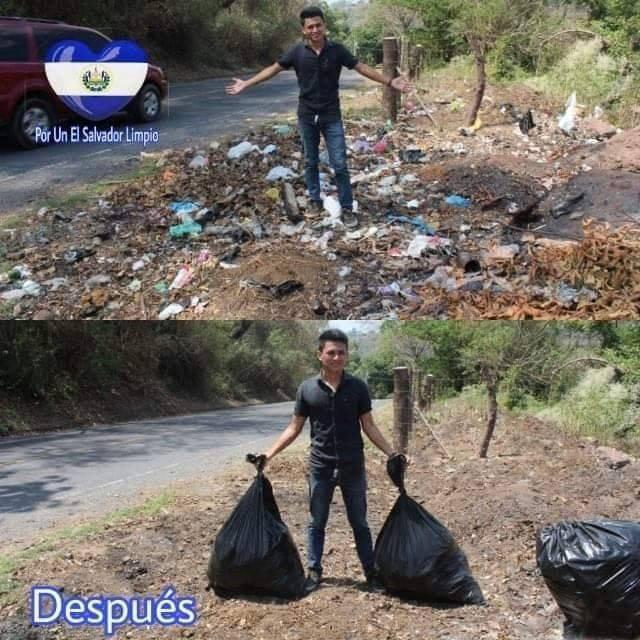 """Sự thật về """"thử thách dọn rác"""" đang lan truyền chóng mặt trên mạng - Ảnh 9."""
