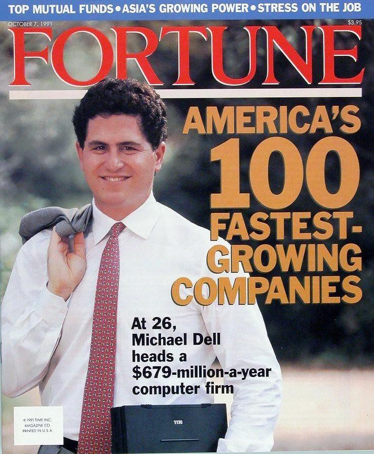 dell - photo 1 15523833772971114890663 - Chân dung nhà sáng lập hãng Dell: Tỷ phú Do Thái máu kinh doanh từ bé, trái lời bố mẹ bỏ trường Y để khởi nghiệp