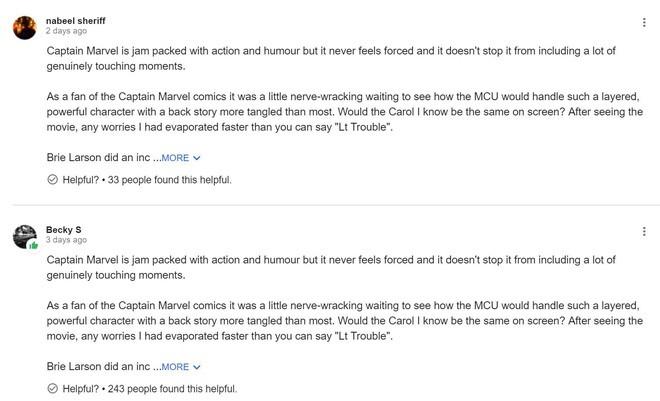disney - photo 2 15523639113151856976422 - Muốn biết đế chế Disney lớn mạnh như thế nào, hãy nhìn vào cách họ thao túng Internet để bảo vệ bộ phim Captain Marvel
