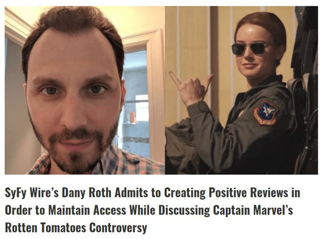 disney - photo 3 15523639113171879833929 - Muốn biết đế chế Disney lớn mạnh như thế nào, hãy nhìn vào cách họ thao túng Internet để bảo vệ bộ phim Captain Marvel