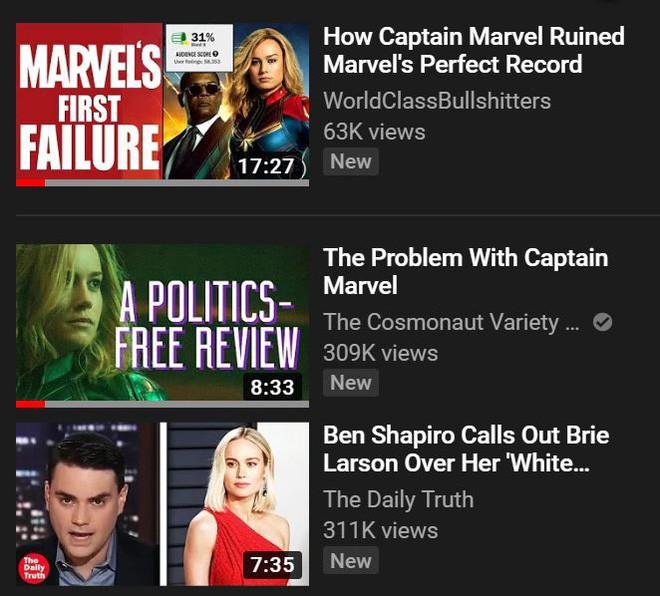 disney - photo 6 15523639113231710717193 - Muốn biết đế chế Disney lớn mạnh như thế nào, hãy nhìn vào cách họ thao túng Internet để bảo vệ bộ phim Captain Marvel