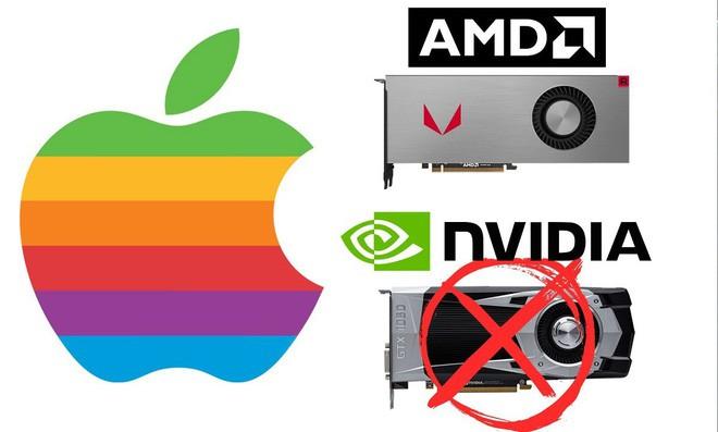 apple - nvidia - 2 15524407473131361672756 - Từng là đối tác chiến lược của nhau, vì sao mối quan hệ Apple – Nvidia đổ vỡ và biến thành kẻ thù?