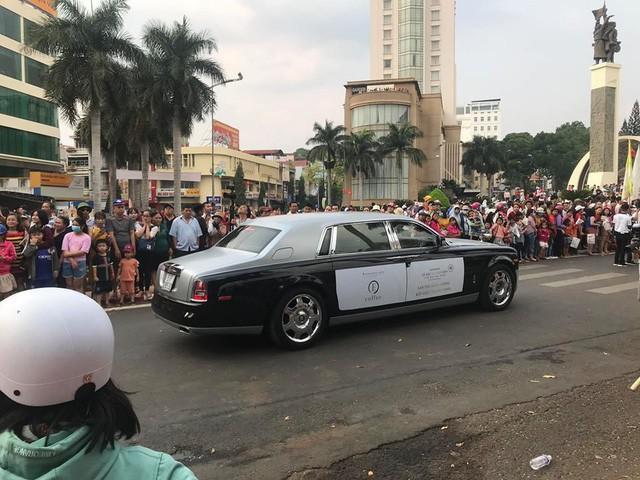 Dàn xe khủng của ông chủ cafe Trung Nguyên chở theo Hoa hậu và Á hậu, sẵn sàng hành trình xuyên Việt 2019 - Ảnh 14.