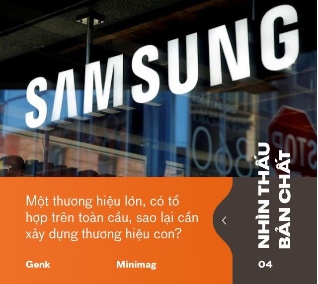 Nhìn thấu bản chất: Vì sao Samsung đến giờ vẫn chưa có thương hiệu con như các hãng Trung Quốc - Ảnh 3.