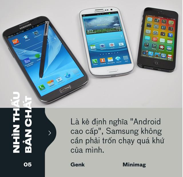 Nhìn thấu bản chất: Vì sao Samsung đến giờ vẫn chưa có thương hiệu con như các hãng Trung Quốc - Ảnh 4.