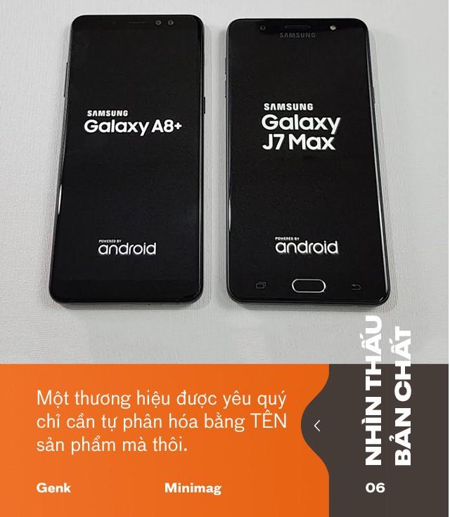 Nhìn thấu bản chất: Vì sao Samsung đến giờ vẫn chưa có thương hiệu con như các hãng Trung Quốc - Ảnh 6.